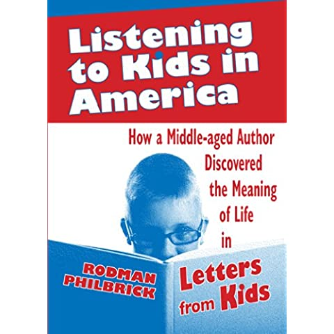 Listening To Kids In America (English Edition)