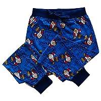 Disney herr griniga blå lounge byxor pyjamas underdel storlek S, M, L, XL