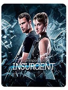 The Divergent Series: Insurgent - Edizione Steelbook Blu