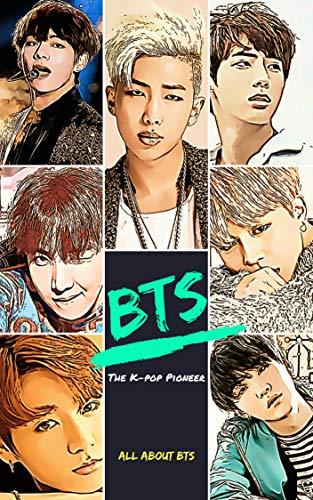 BTS: The K-pop Pioneer (Kpop Idol A to Z) (English Edition) - Idol-hip Hop