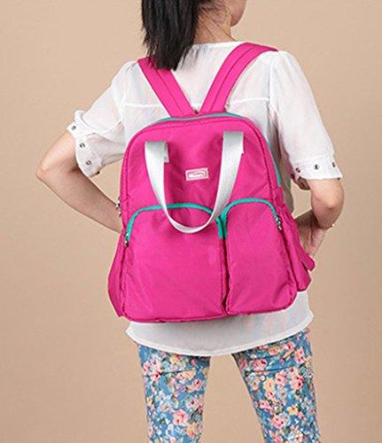 Damen 2 Pink L Schultertasche JNT 2 O7q6W