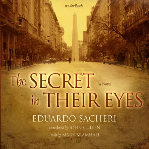The Secret in Their Eyes  Audiolibri
