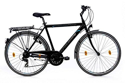 tretwerk DIREKT gute Räder Milano 28 Zoll Herren Trekkingbike, Herren-Fahrrad 21-Gang Kettenschaltung, L