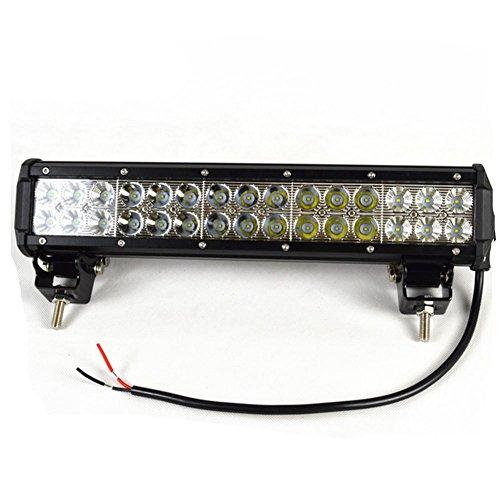 90w CREE LED Spot Flood Combo Arbeit Fahren Licht Bar Offroad SUV Truck Double-Row Bar Arbeit Lichter