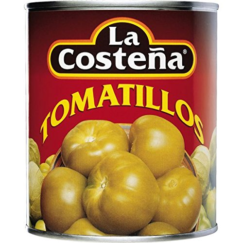 La Costena Tomatillos - Ganze grüne Tomatillos - 794g