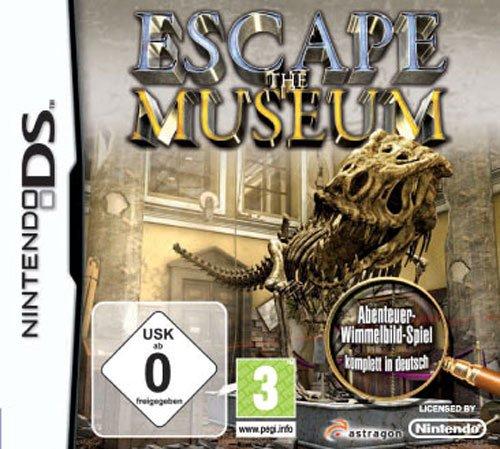 Escape the Museum - [Nintendo DS]