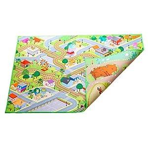 HOK Spielfläche mit Stadt Design
