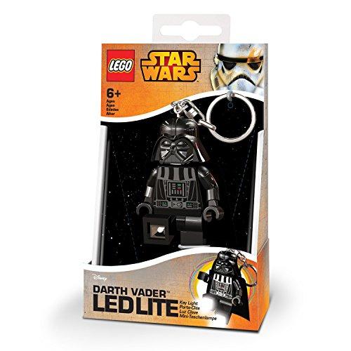 Preisvergleich Produktbild LEGO 21211-15 - Star Wars, Darth Vader Minitaschenlampe, 7.6 cm