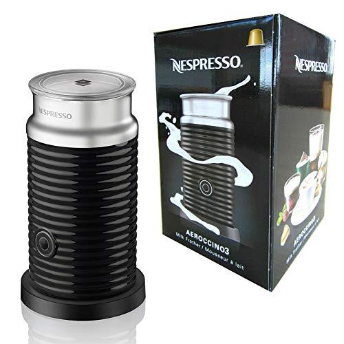 Nespresso Aeroccino 3 Schiumalatte colore: Nero