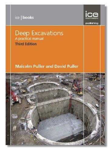 Excavaciones profundas: un manual práctico, 3da edición