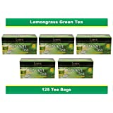 Lemor Lemon Grass (5 pack of 25 Green Tea Bag)