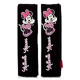 Juego de almohadillas Disney Minnie Mouse - Cubierta del cinturón de...