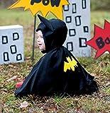 Trullala Babycape, Babyumhang für Batmankostüm Größe: XS (1-2 Jahre)