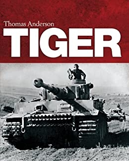 Tiger (General Military) by [Anderson, Thomas]