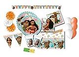 DECORATA PARTY kit n 54 Oceania Coordinato tavola party compleanno vaiana