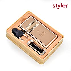 Styler European Style Razor with mirror for Men