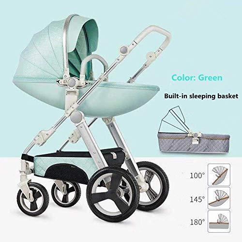 S-Baby 2-Wege-Kinderwagen für Neugeborene, Kinderwagen, Kleinkinder, Stubenwagen, zusammenklappbar
