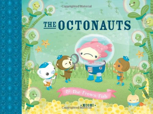 The Octonauts and the Frown Fish por Meomi