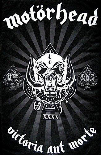 Victoria Aut Morte 1975-2015 Textil Poster