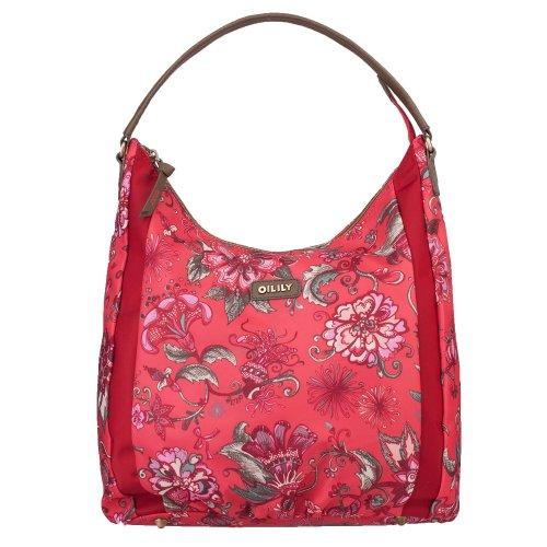 Oilily Handtasche 30 cm cayenne