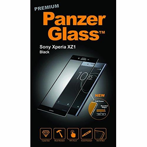 Image of PanzerGlass PREMIUM für Sony Xperia XZ1, Schwarz