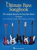 Die besten Hal Leonard Hal Leonard Corp. Hal Leonard Corp. Hal Leonard Corp. Hal Leonard Corp. Guitar Instruction Books - The Ultimate Bass Songbook: The Complete Resource Bewertungen
