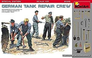 Unbekannt- German Tank Repair Crew.Special Edition Figuras, Color Gris (MiniArt 35319)