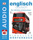 Visuelles Wörterbuch Englisch Deutsch: Mit Audio-App - Jedes Wort gesprochen