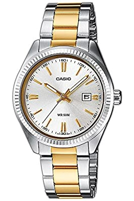 Reloj Casio Collection para Mujer LTP-1302PSG-7A