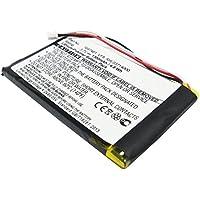 subtel Batería premium para TomTom GO 530, GO 630, GO 720, GO 730, GO 930, Traffic, SatNav (1300mAh) AHL03714000,VF8 bateria de repuesto, pila reemplazo, sustitución