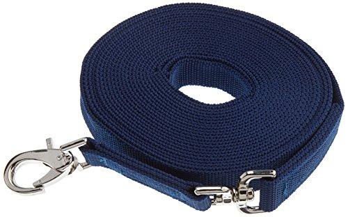 Kerbl 326057Longiergurt cuerda, color azul oscuro, 7.5m
