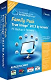True Image 2013 by Acronis - Family Pack