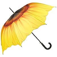 VON LILIENFELD Umbrella Automatic Women Floral Motif Sunflower