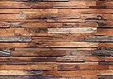 Idealdecor 150 Wooden Wall, 366 x 254 cm