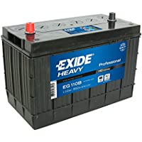 Wg31Se Exide Heavy Duty Commercial Professional Battery 12V 110Ah EG110B - ukpricecomparsion.eu