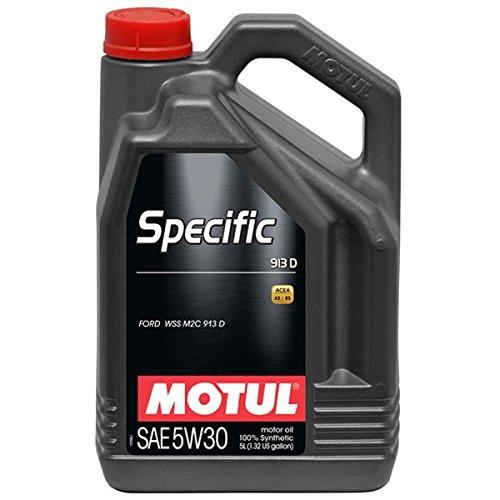 Motul 104560 Motoröl Specific 913D 5W-30, 5 L