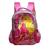 Tinytot Designer 18 L Hi Storage School Backpack/School Bag for Girls (Pink)