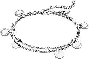 Liebeskind Berlin - Bracelets en acier inoxydable LJ-B-20.