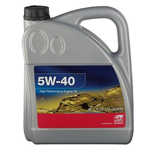 febi bilstein 32937 Motoröl SAE 5W-40 (4 Liter)