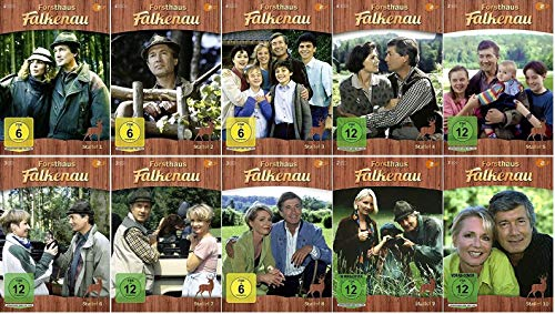Staffel 1-10 (35 DVDs)