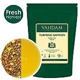 Kurkuma Safran Chai Tea Loose Leaf - 50 Tassen