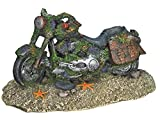 Nobby 28499 Aquarium Dekoration Aqua Ornaments Motorrad, 19.5 x 11 x 10.5 cm