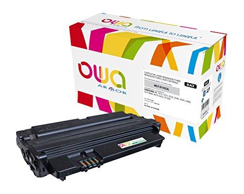 Preisvergleich Produktbild Armor k15353ow Toner 2500páginas schwarz Toner Tonerkassette für Laserdrucker (Toner,  schwarz,  laser,  Samsung,  ml 1910,  1915,  2525,  2540,  2545,  2580,  SCX-4600,  4610,  4623,  SF-650,  MLTD1052L)