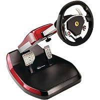 THRUSTMASTER 4160545Ferrari wireless GT Cockpit 430Scuderia Edition Wheel e Pedal Set