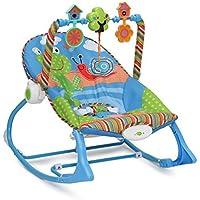 Spielbogen Cangaroo Babywippe Carrie mit Musik und Vibration ab Geburt