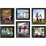 Trends On Wall Memory Wall Photo Frame Set Classic Set Of 6 Individual Photo Frames 3 10 Inch X 12 Inch Photo Frames::3 8 Inch X 10 Inch Photo Frames