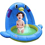 Hearthrousy Pool Für Kinder Kinder Aufstellpool Planschbecken Für Kinder Babypool Große Wasser...