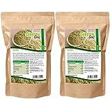 mynatura puro de cebada Hierba de polvo | 100% Vegan | 100% glutenfrei | con alto contenido en Vital plástico | de cebada en polvo sin aditivos | apto para vegetarianos, VEGANAS y rohköstler 1000g