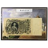 IMPACTO COLECCIONABLES Collezione Banconote Russia - Caterina la Grande, 100 Rubli del 1910