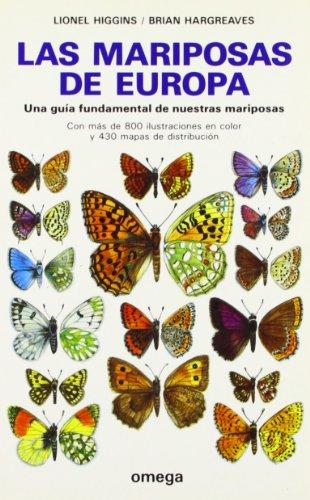Mariposas de Europa, las por Brian Hargreaves